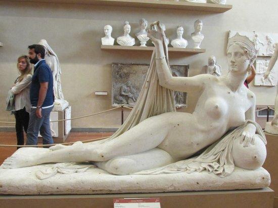 Accademia Gallery: Ninfa