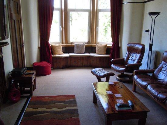 Sinclair House B&B: The sitting room