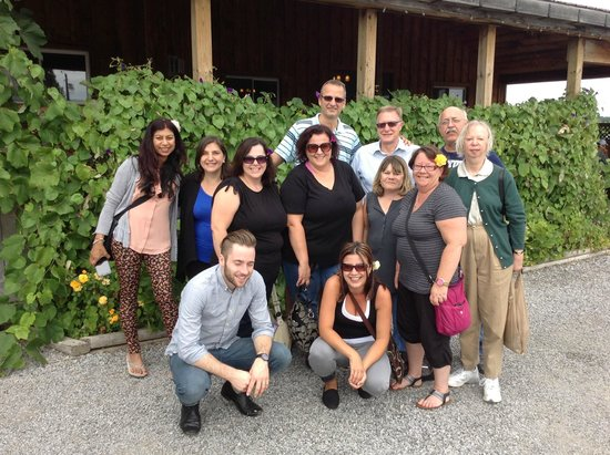 Crush On Niagara Wine Tours: Firm Outing