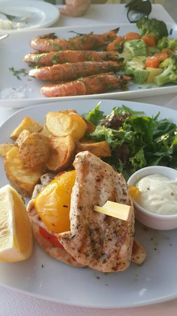 Aegeon Restaurant : Good