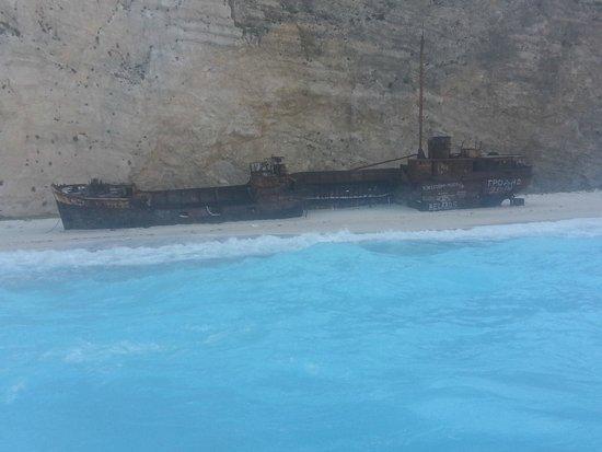 Levante Speedboat Excursions : Shipwreck
