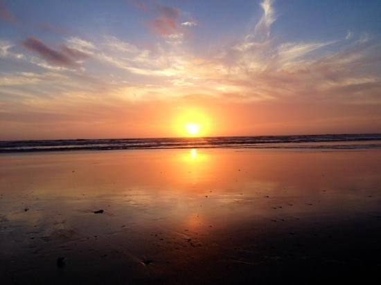 Cape Disappointment State Park: sunset