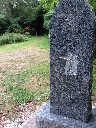 Cape Disappointment State Park: this way to creepy military bunker