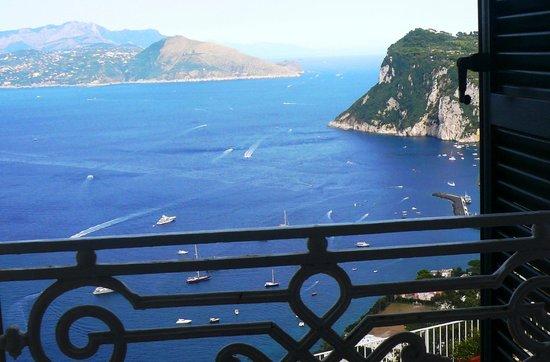 Hotel San Michele : DALLA MIA FINESTRA