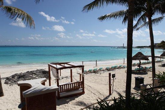 Grand Fiesta Americana Coral Beach Cancun: The beach