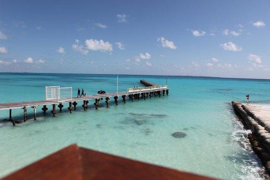 Grand Fiesta Americana Coral Beach Cancun: The view