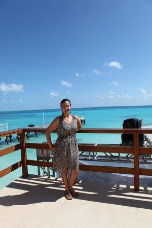 Grand Fiesta Americana Coral Beach Cancun: Blue water