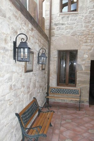 Vivar del Cid, Hiszpania: l'hôtel