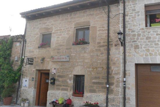Vivar del Cid, Spain: l'hôtel