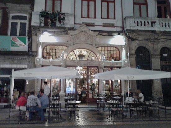 Quality Inn Porto: via santa catarina
