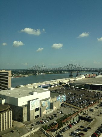 Harrah's New Orleans : Room 2311 - The View