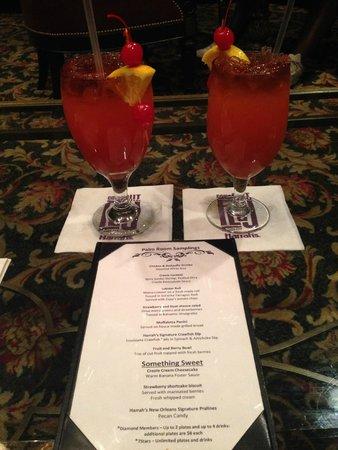 Harrah's New Orleans : The Palm Room