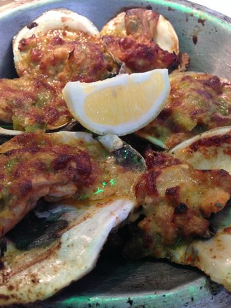 Harrah's New Orleans : The Grand Oysters