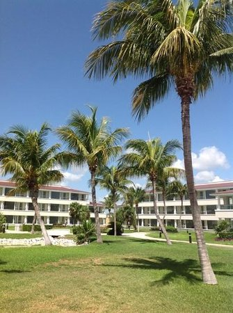 Moon Palace Cancun: gorgeous grounds