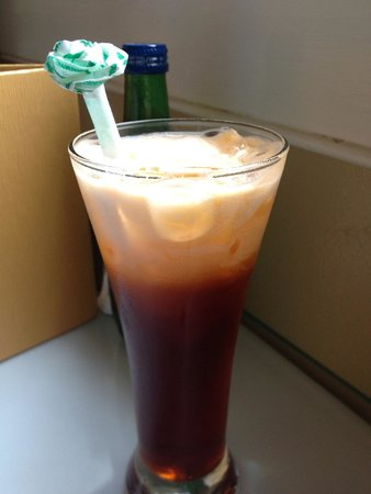 Royal Orchid: Best Thai Iced-Tea in the Area