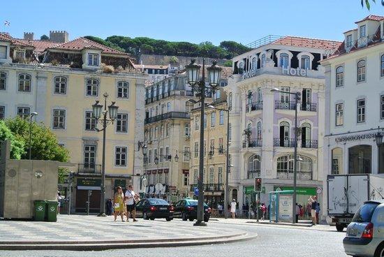 Idh lisbon picture of internacional design hotel lisbon for Internacional design hotel 4