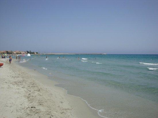 Eden Village Club La Caletta: spiaggia/mare La caletta