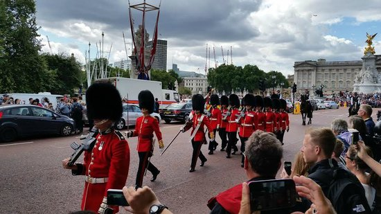 Fat Tire Bike Tours - London: Buckingham Palace Changing of the Guard