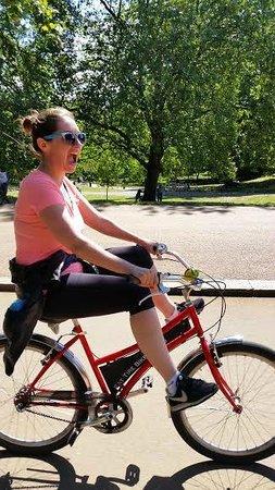 Fat Tire Bike Tours - London: Hyde Park