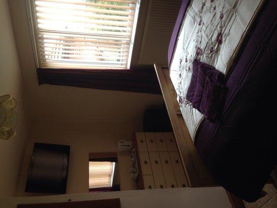 Cedar Gables: Double en suite room.