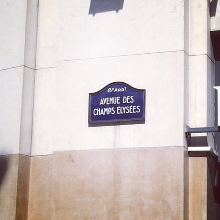 Champs-Élysées : Champs Élysées