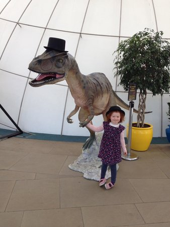 Dynamic Earth: Meeting the past