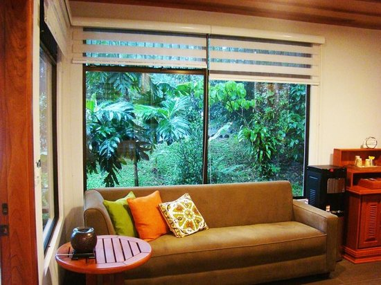 Arenal Observatory Lodge & Spa: Entrance to the Spa at Arenal Observatory Lodge