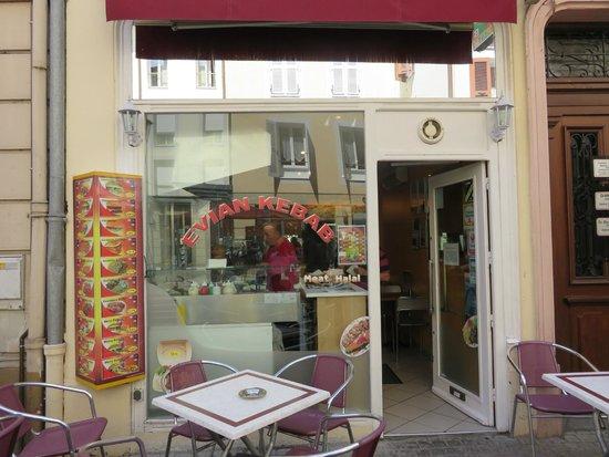 Kebab Evian Les Bains