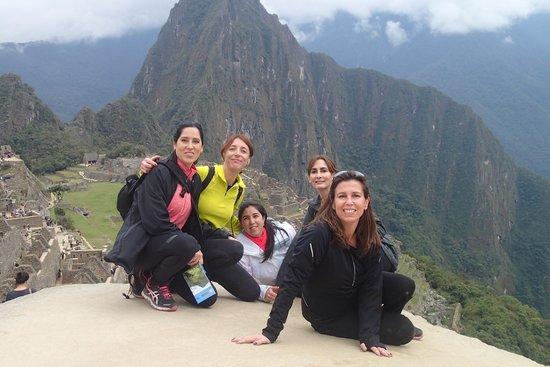 Santuario Histórico de Machu Picchu: ciudadela