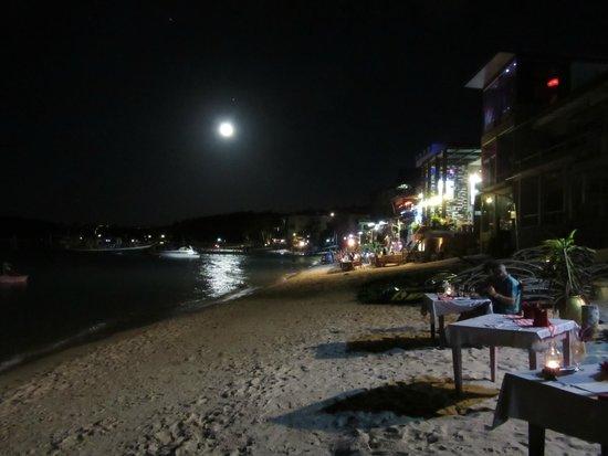 Starfish and Coffee: la Spiaggia