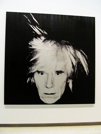 Carnegie Museum of Natural History : Andy Warhol