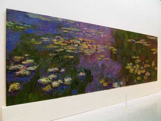 Carnegie Museum of Natural History : Monet