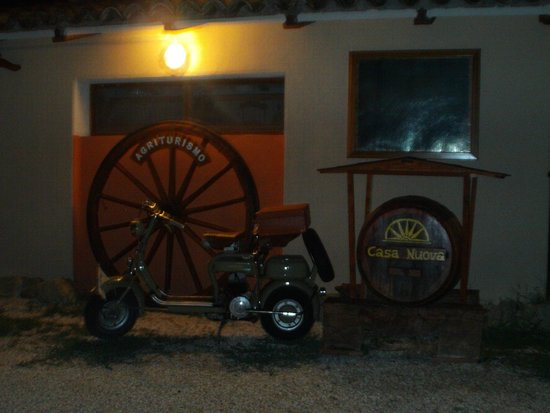 Agriturismo Casa Nuova: museo