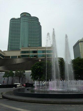 InterContinental Bangkok: the hotel