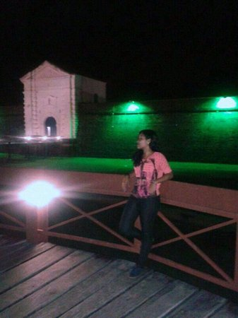 Fortaleza de Sao Jose de Macapa: Admirando sua aqruitetura