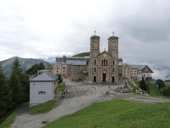 Sanctuaire De Notre Dame De La Salette : L'église de ND de la Salette