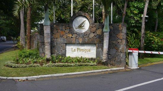 La Pirogue Resort & Spa: Welcome