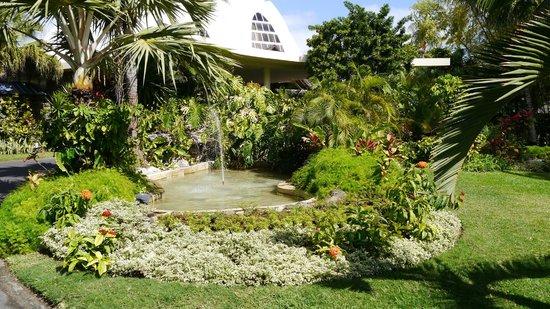 La Pirogue Resort & Spa: Beautiful Gardens