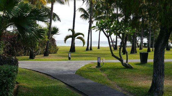 La Pirogue Mauritius: View from Room