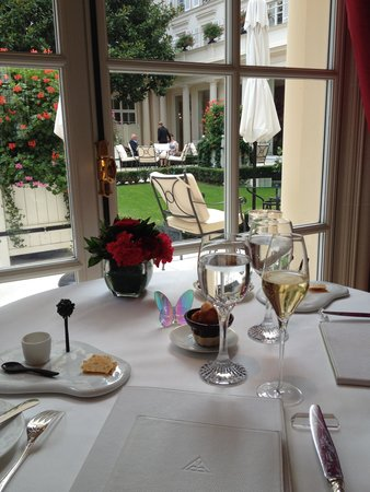Epicure : Our Table by the Window