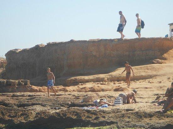 Occidental Ibiza : sur les calangue