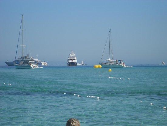 Barcelo Pueblo Ibiza : vue sur la mer