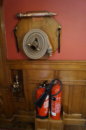 Lanhydrock House and Garden: Saftey First