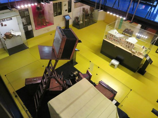 Swiss Camera Museum : Nice to Explore the Collection