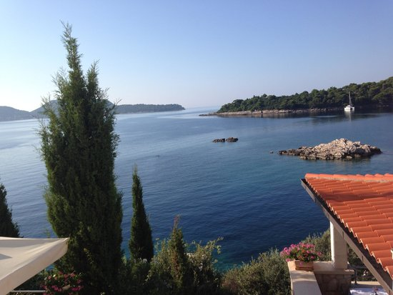 Hotel Bozica: Room with a view