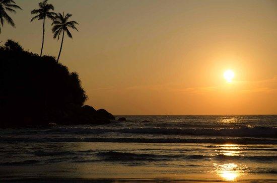 Dickwella Beach Hotel: очень красивый пляж