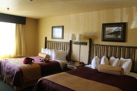 Elk Country Inn: lovely rooms