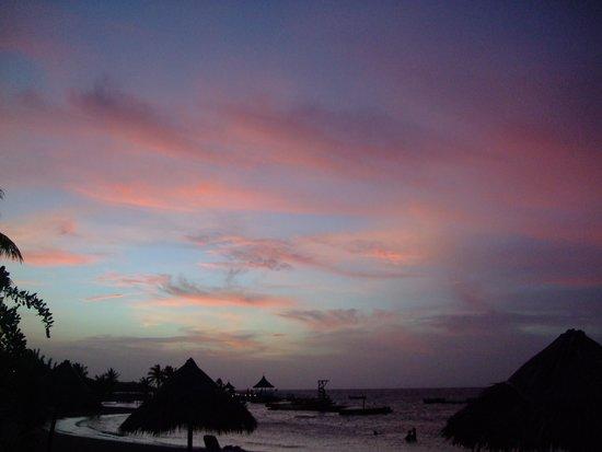 Royal Decameron Club Caribbean: sunset