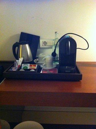 NH Collection Constanza: macchina caffè espresso