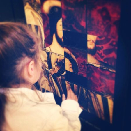 Royal Armouries Museum: Concentration ... Hours spent trying to unravel the puzzle ��